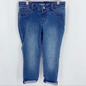 Cat & Jack super skinny crop stretch jean size 10